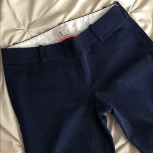 JCrew Navy Dress Pants